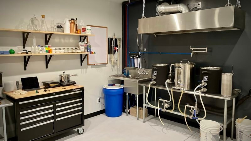 How to Build a Home Brewery