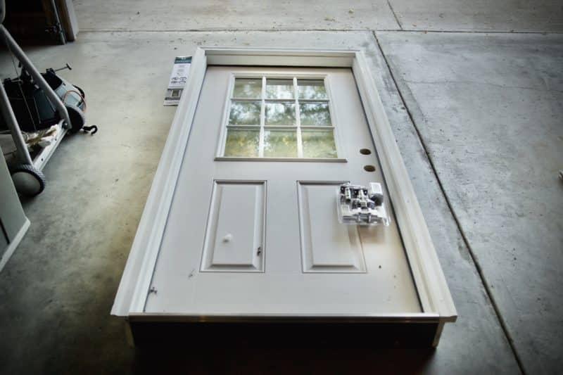 Therma Tru Insulated Door