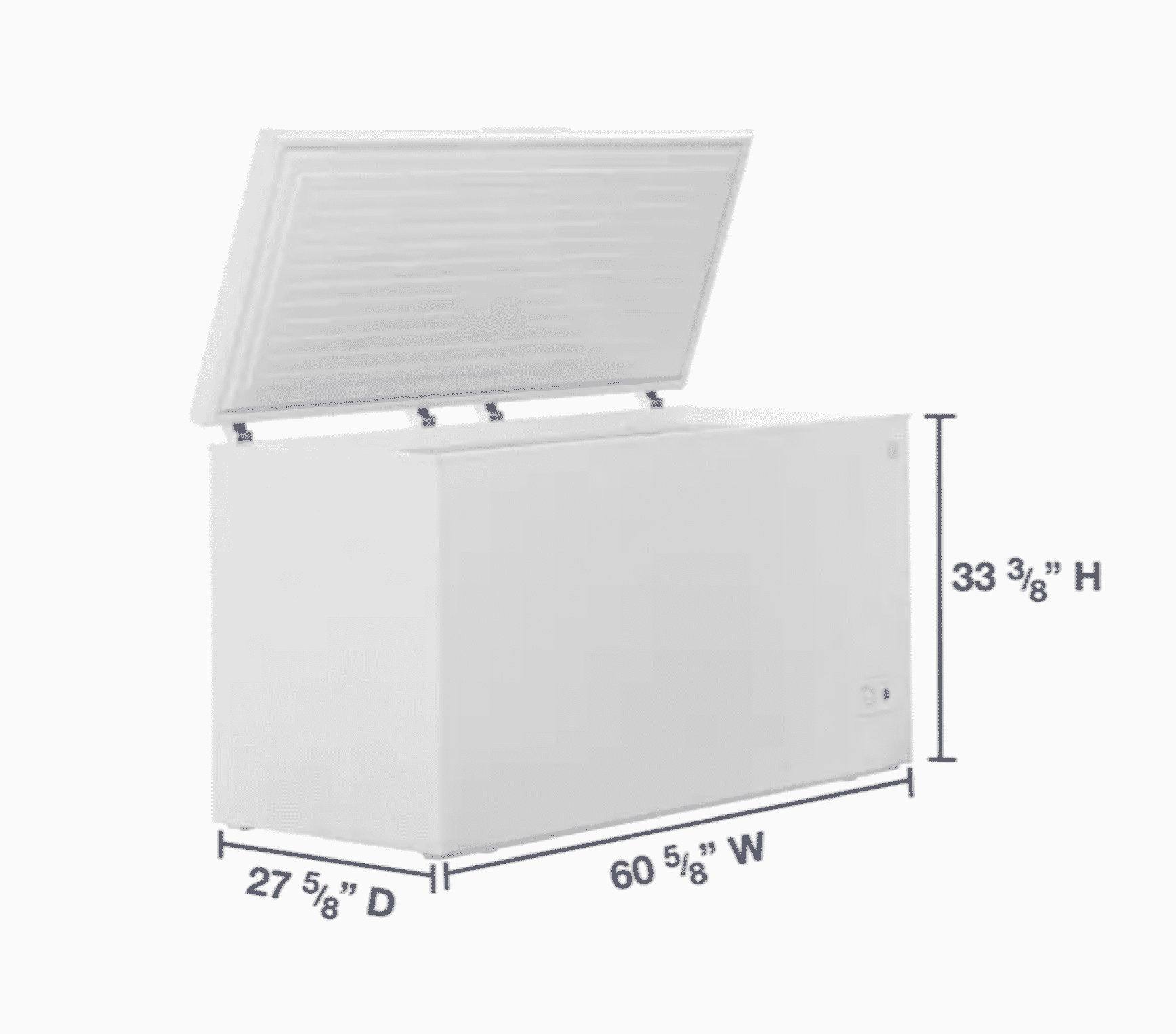 Kenmore 14.8 Cubic Foot Chest Freezer