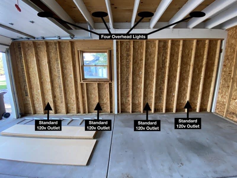 Window Wall Electrical