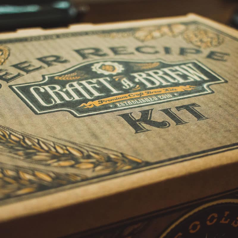Craft a Brew Recipe Kit