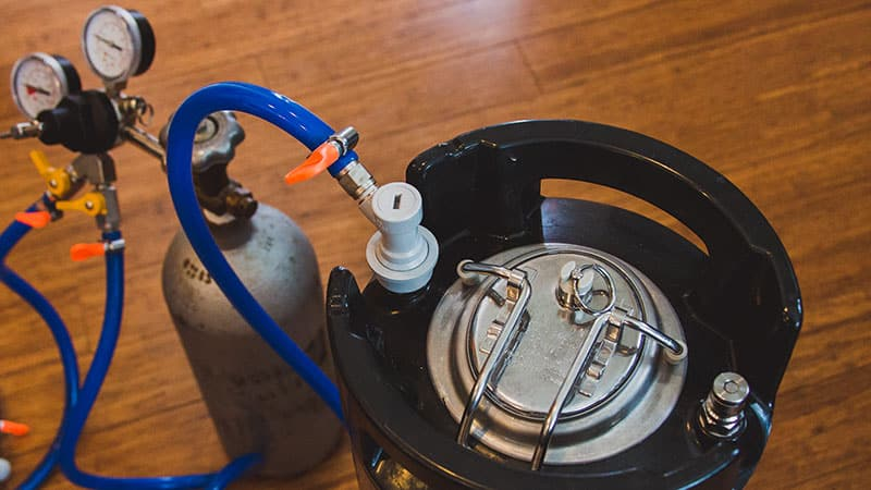 The Definitive Guide to Force Carbonating Your Beer