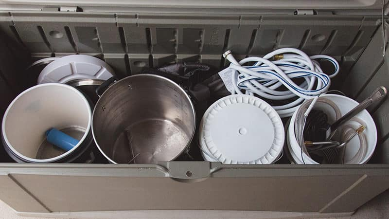 Organization Tips for Homebrewers