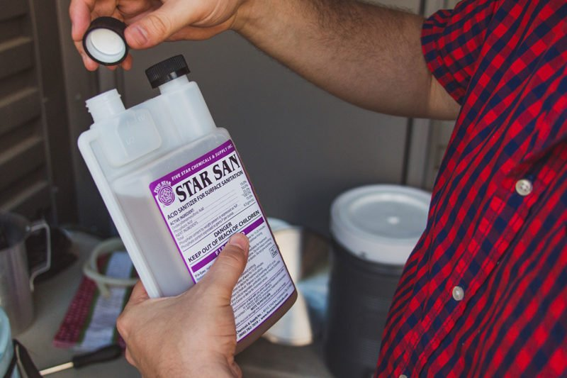 The Best Homebrewing Sanitizers