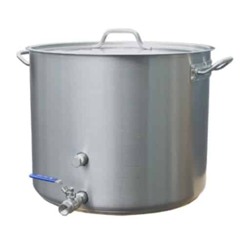 MoreBeer™ Heavy Duty Stainless Steel 15-Gallon Brew Kettle