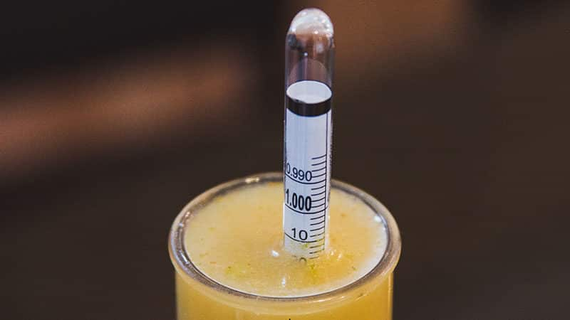How to Use a Hydrometer For The Most Accurate Gravity Reading